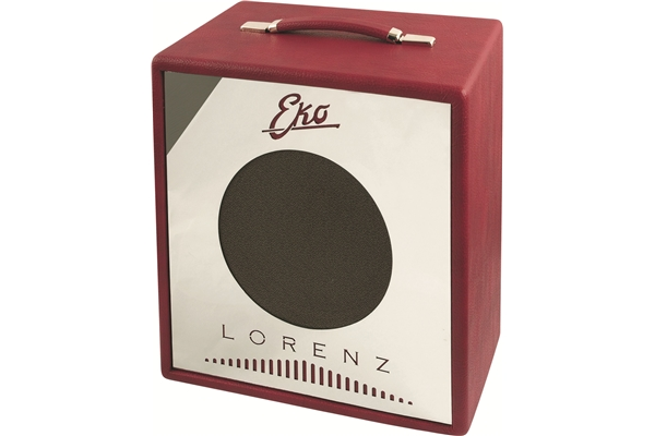 Eko - 13-AP-110C-RED Cabinet 1 Speaker Chrome Red